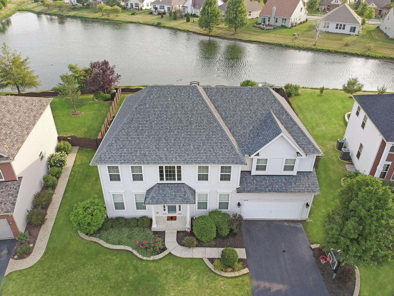 Photo of 524 Litchfield Way, Oswego, IL 60543 (MLS # 10852990)