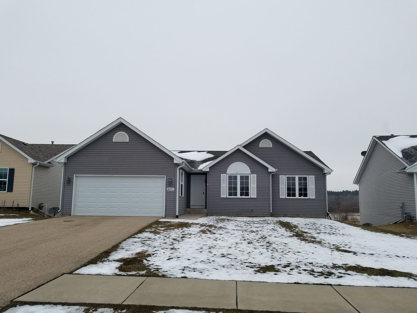 8471 Crooked Bend Road, Machesney Park, IL 61115 - #: 11026990