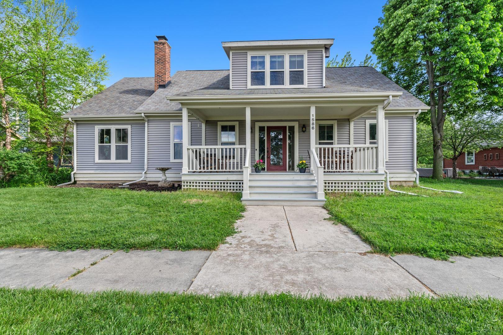 1586 Levi Baxter Street, Grayslake, IL 60030 - #: 10729992