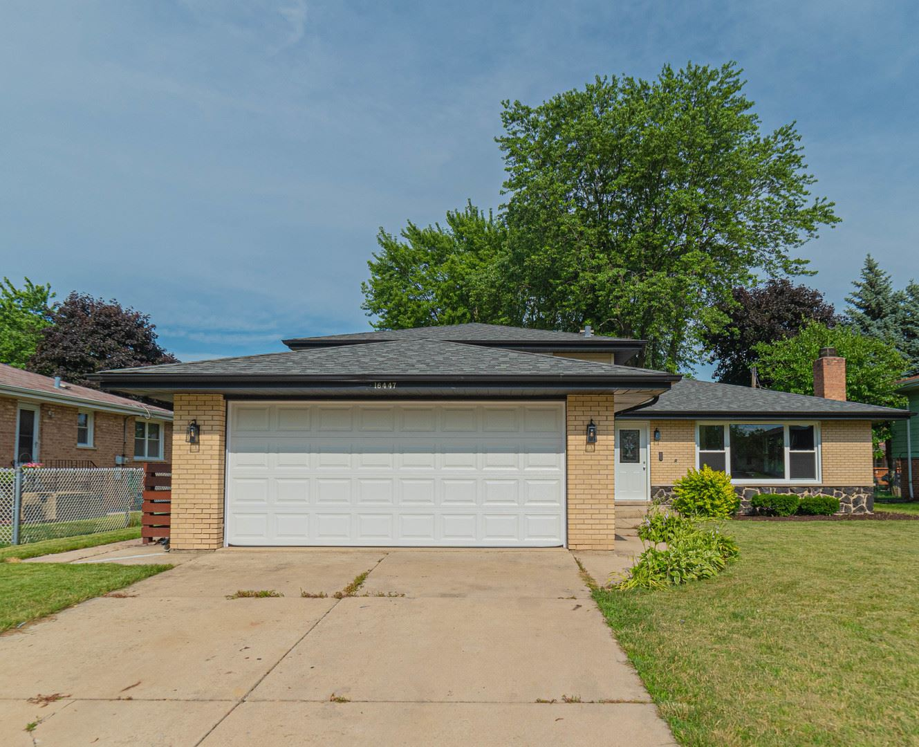 16447 Wausau Court, South Holland, IL 60473 - #: 10765992
