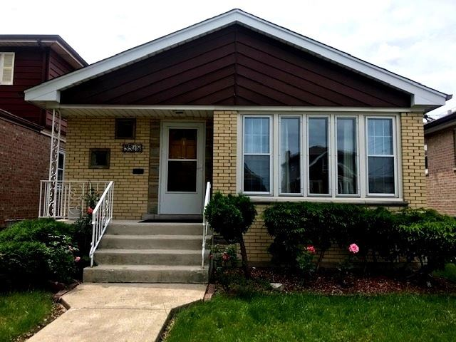5518 S Mayfield Avenue, Chicago, IL 60638 - MLS#: 10734994