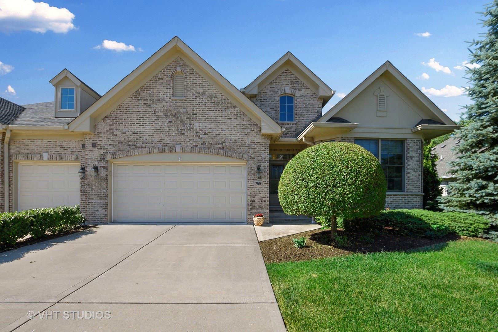 755 WOODGLEN Lane, Lemont, IL 60439 - #: 10760994