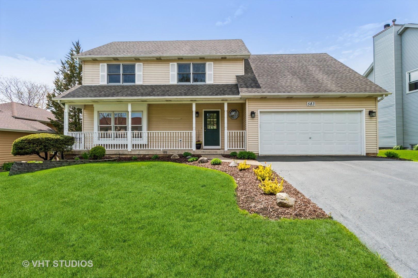 Photo of 583 Cleavland Drive, Bolingbrook, IL 60440 (MLS # 11071994)