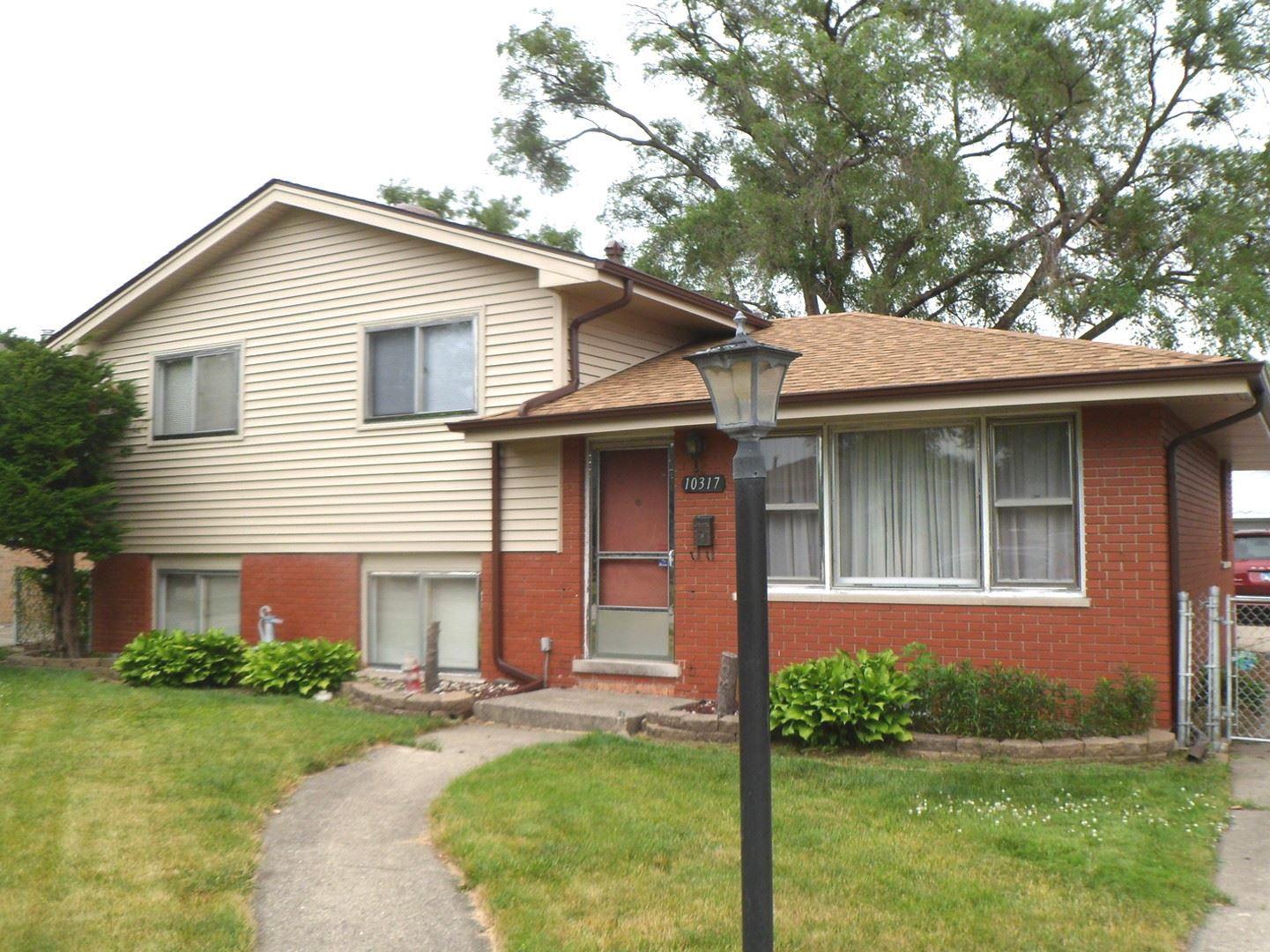 10317 Stephen Drive, Chicago Ridge, IL 60415 - #: 10757995