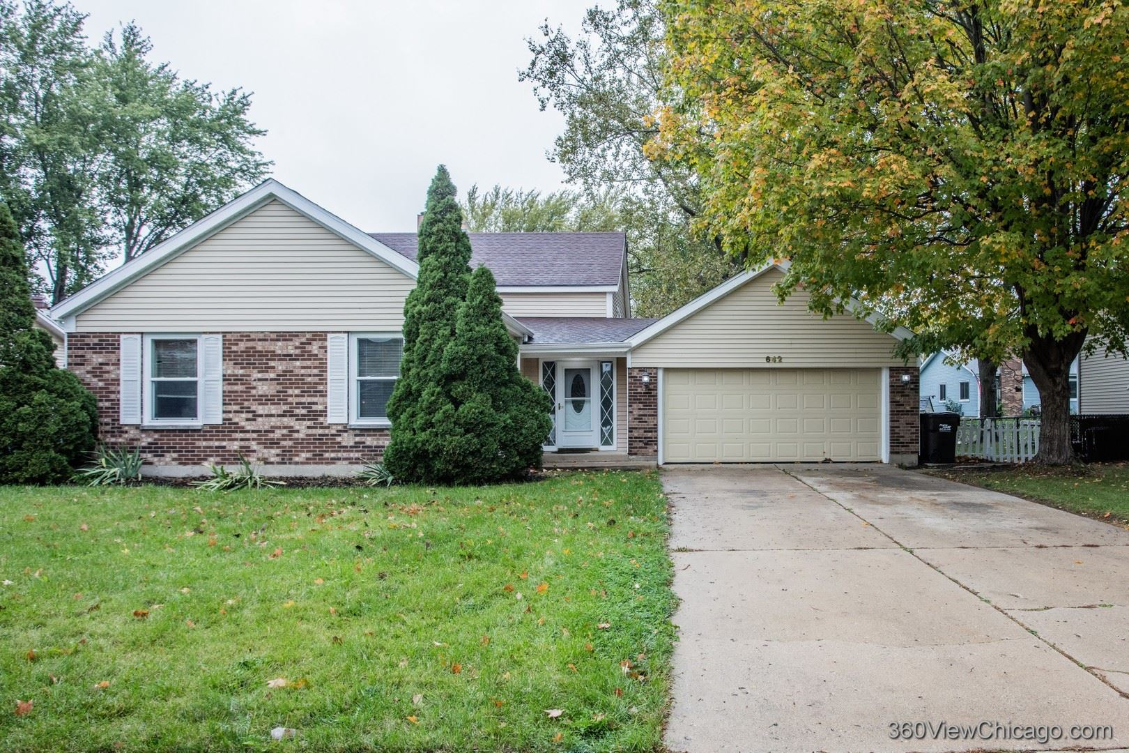 642 S Brentwood Drive, Crystal Lake, IL 60014 - #: 11254995