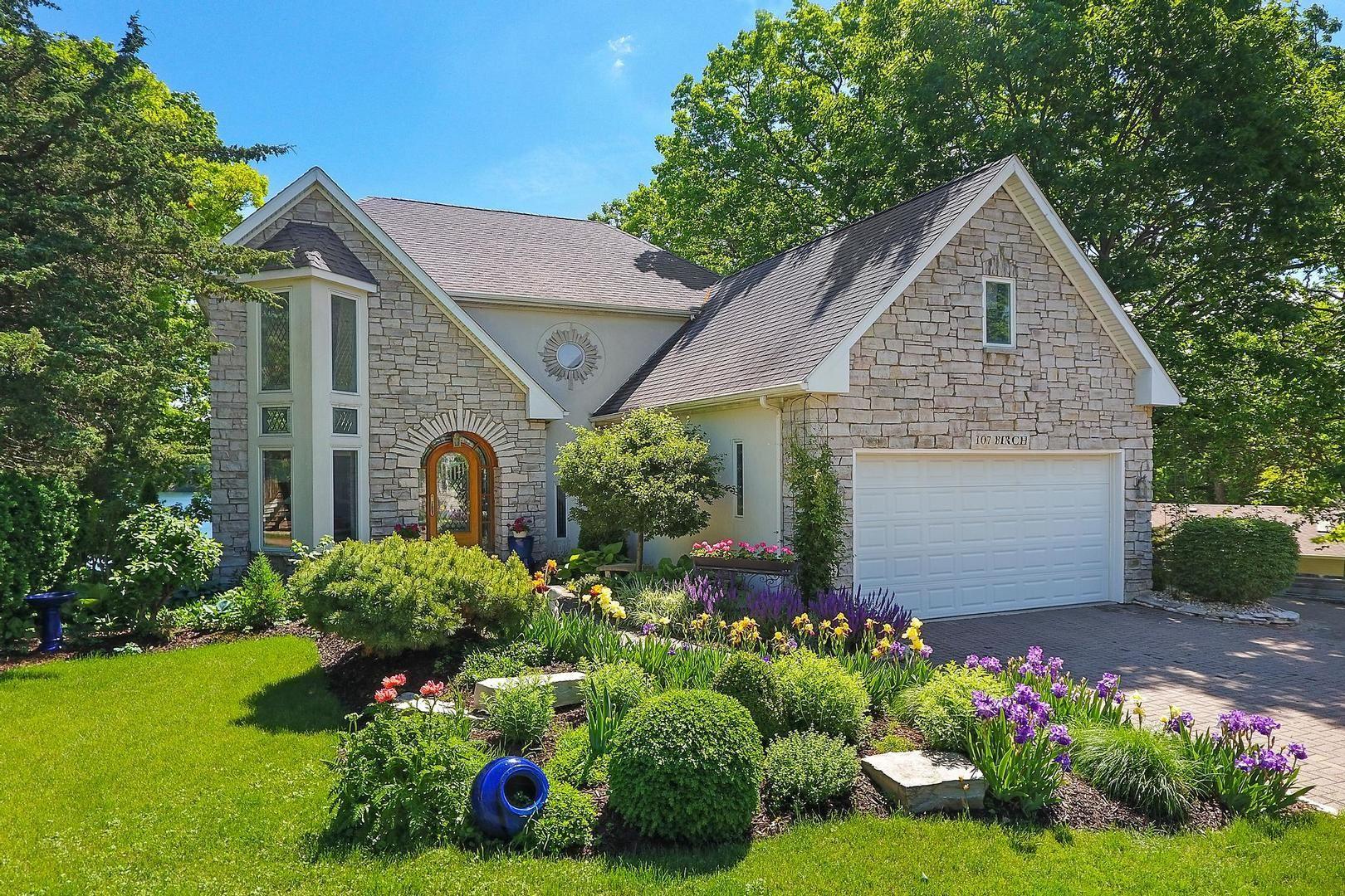 107 Birch Lane, Oakwood Hills, IL 60013 - #: 11137996