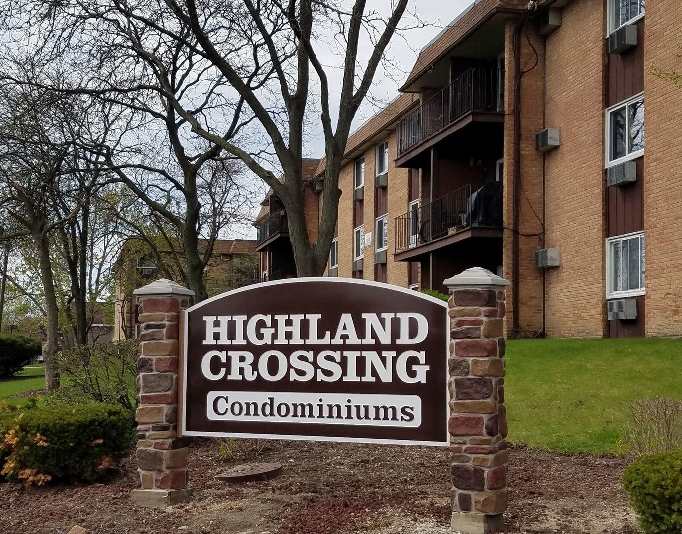 675 Heritage Drive #7-108, Hoffman Estates, IL 60169 - #: 10620997