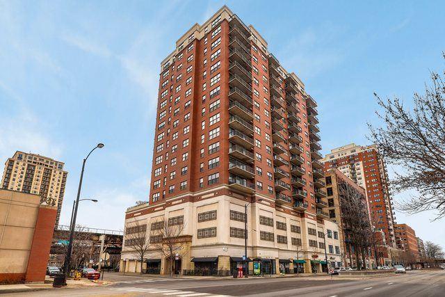 5 E 14th Place #603, Chicago, IL 60605 - #: 10646997