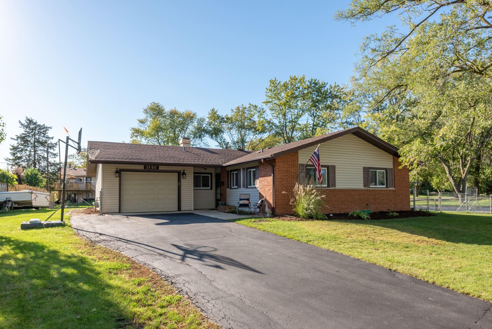 1690 BEDFORD Road, Hoffman Estates, IL 60169 - #: 11251997