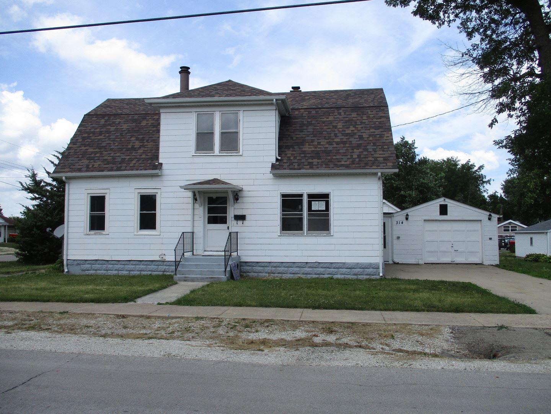 314 North Street, Earlville, IL 60518 - #: 10769998
