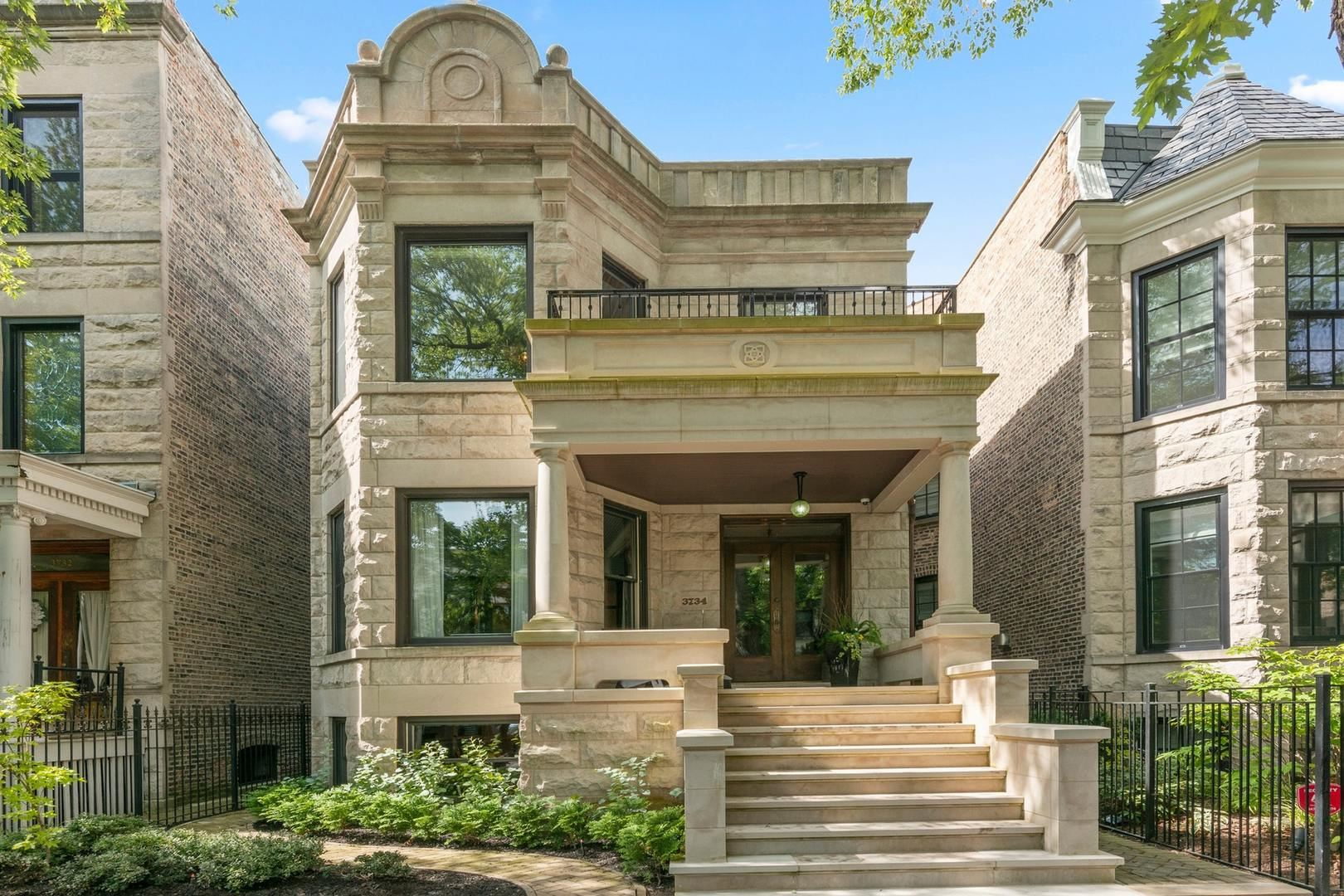 3734 N Lakewood Avenue, Chicago, IL 60613 - MLS#: 10808998