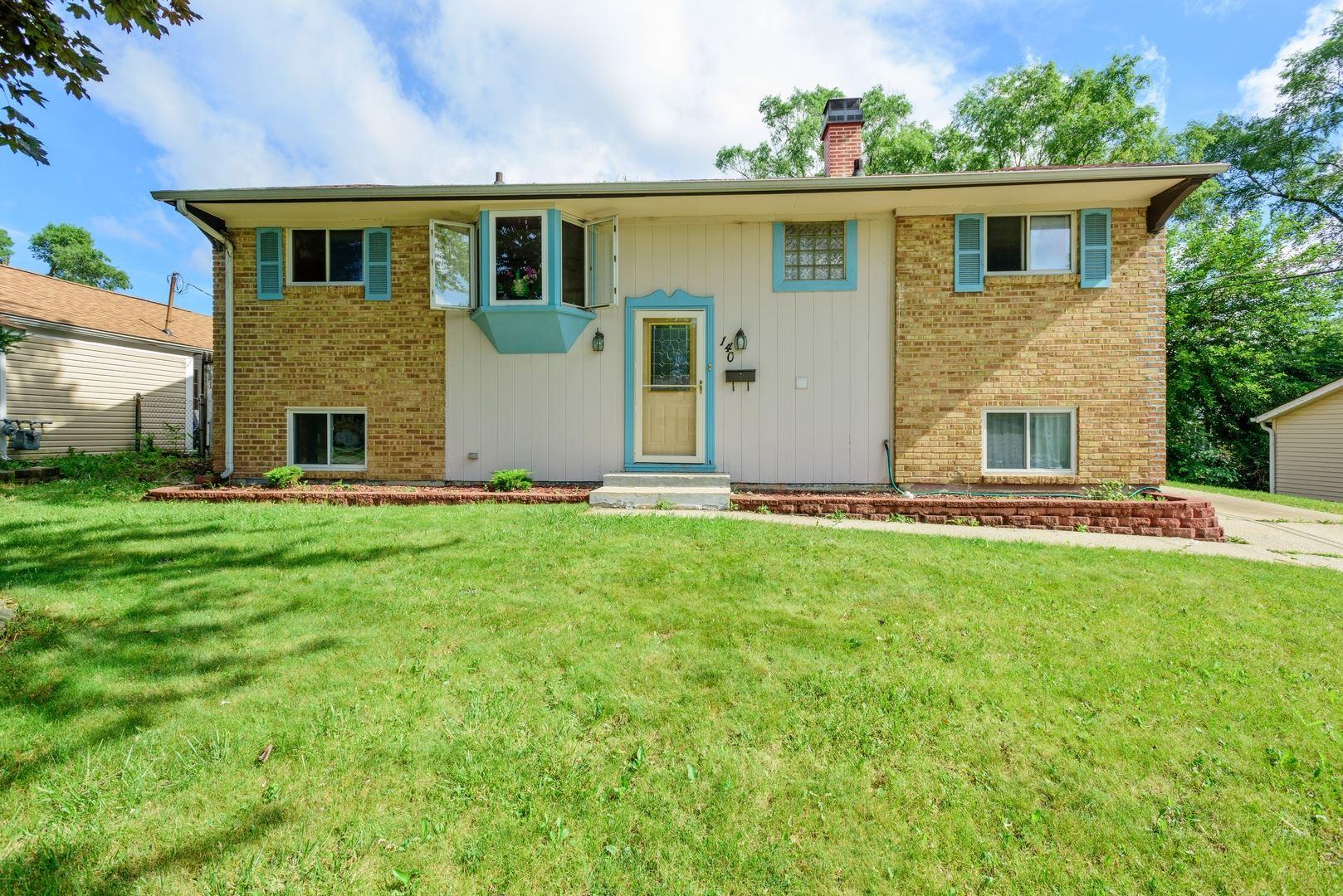 140 WINDSOR Lane, Glendale Heights, IL 60139 - #: 10758999
