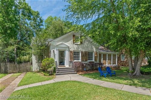 Photo of 1912 HUNTER AVENUE, MOBILE, AL 36606 (MLS # 652011)