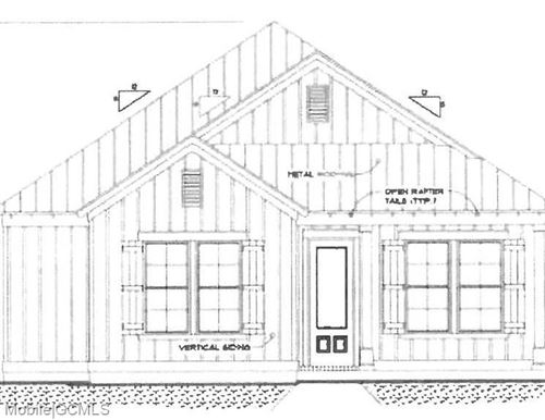 Photo of 1060 Pinemont DRIVE, Mobile, AL 36609 (MLS # 656105)
