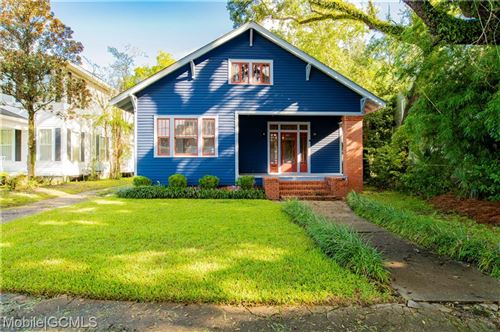 Photo of 1856 Old Government STREET, Mobile, AL 36606 (MLS # 658144)