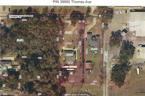 Photo of 0 THOMAS AVENUE, DAPHNE, AL 36526 (MLS # 646365)