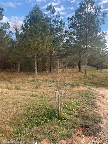 Photo of 16050 NORTH AVENUE, SILVERHILL, AL 36576 (MLS # 647496)