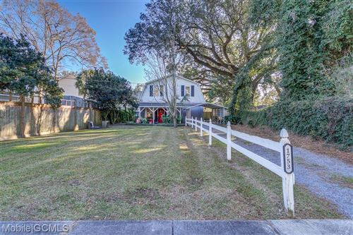 Photo of 1753 NEW HAMILTON STREET, MOBILE, AL 36604 (MLS # 647523)