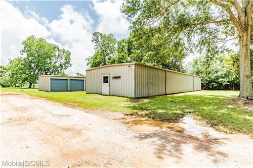 Photo of 8601 OLD PASCAGOULA ROAD, THEODORE, AL 36582 (MLS # 641591)