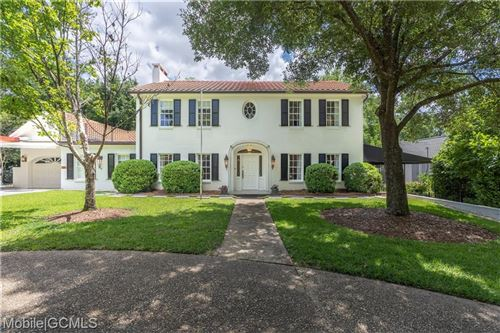 Photo of 56 HILLWOOD ROAD, MOBILE, AL 36608 (MLS # 646644)