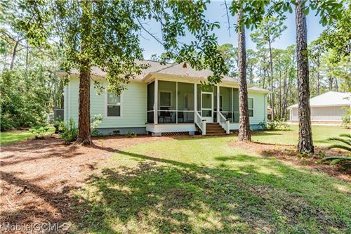 Photo of 607 General Gaines PLACE, Dauphin Island, AL 36528 (MLS # 657697)