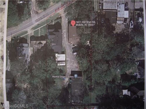 Photo of 1811 Old Shell ROAD, Mobile, AL 36607 (MLS # 651845)