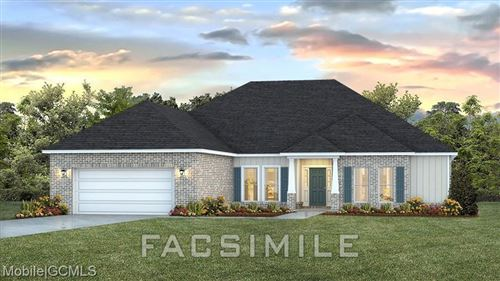 Photo of 1675 Gwin COURT, Mobile, AL 36695 (MLS # 657909)