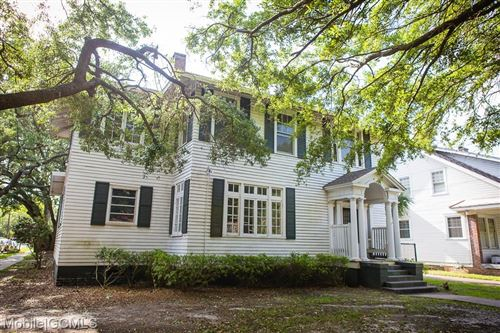 Photo of 208 ANN STREET, MOBILE, AL 36604 (MLS # 651951)