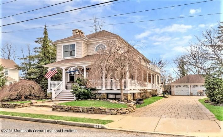 31 Foster Street, Red Bank, NJ 07701 - #: 22110066