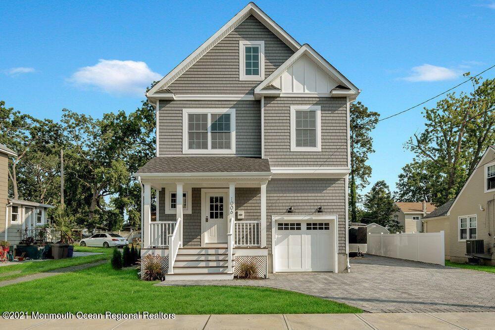 1006 14th Avenue, Belmar, NJ 07719 - MLS#: 22115084