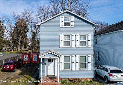 Photo of 87 Throckmorton Street, Freehold, NJ 07728 (MLS # 22100103)