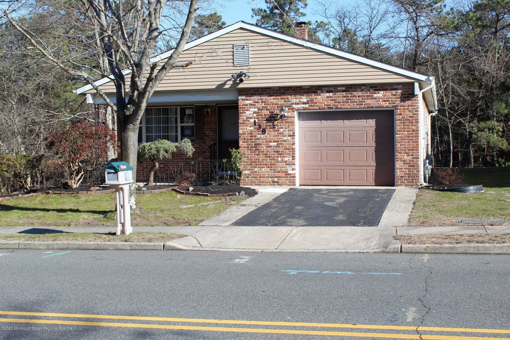 138 Santiago Drive, Toms River, NJ 08757 - #: 22001122