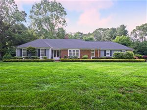 Photo of 13 Carriage Hill Drive, Colts Neck, NJ 07722 (MLS # 21906123)