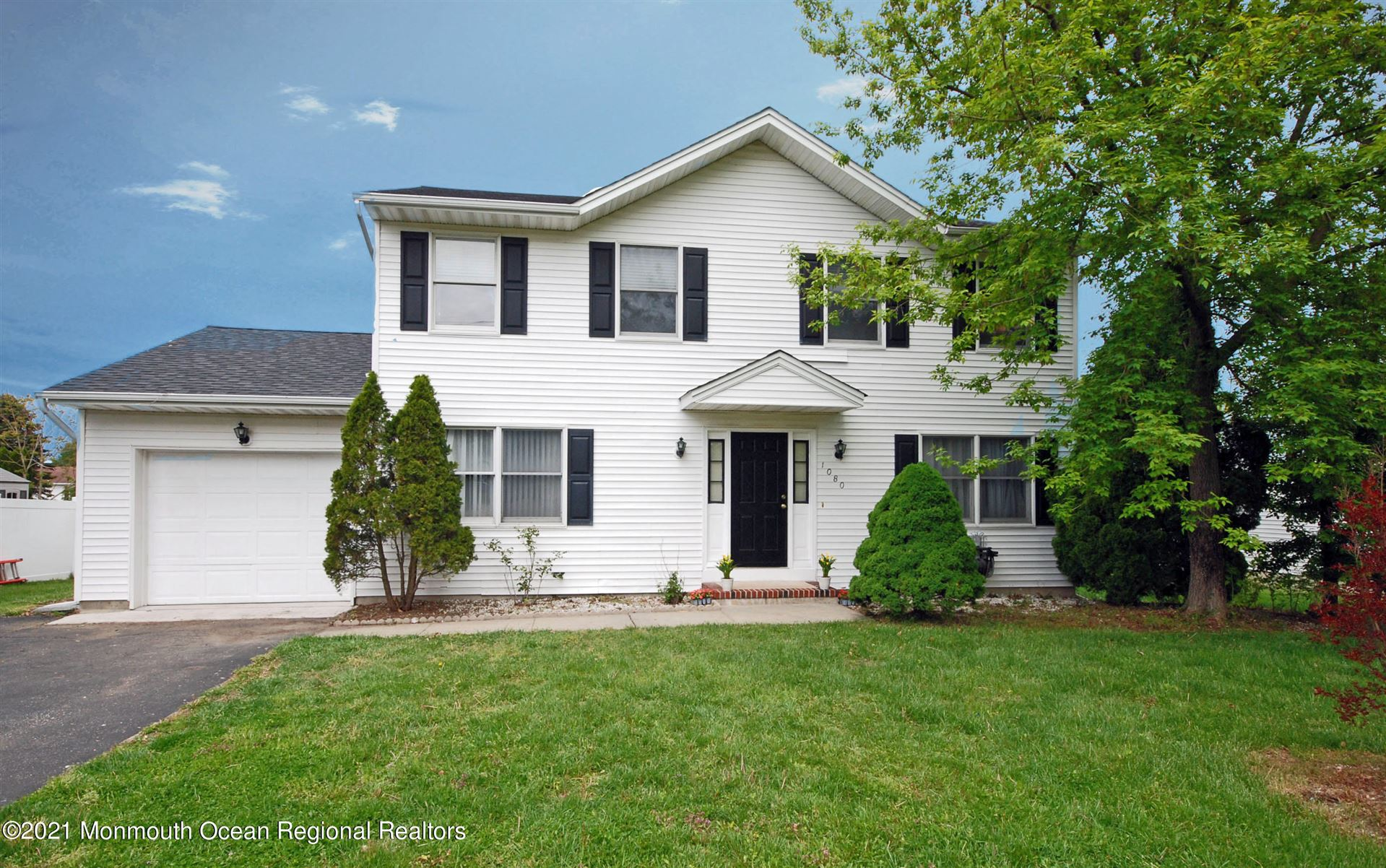 1080 Old Freehold Road, Toms River, NJ 08753 - MLS#: 22114144