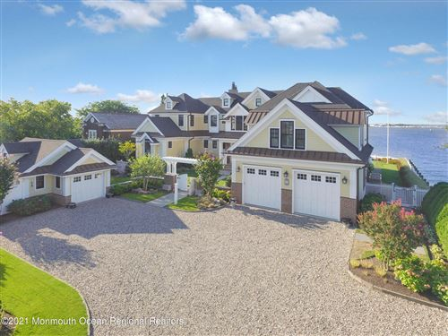 Photo of 115 Curtis Point Drive, Mantoloking, NJ 08738 (MLS # 22130158)