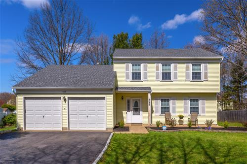 Photo of 495 Tennent Road, Manalapan, NJ 07726 (MLS # 22012162)