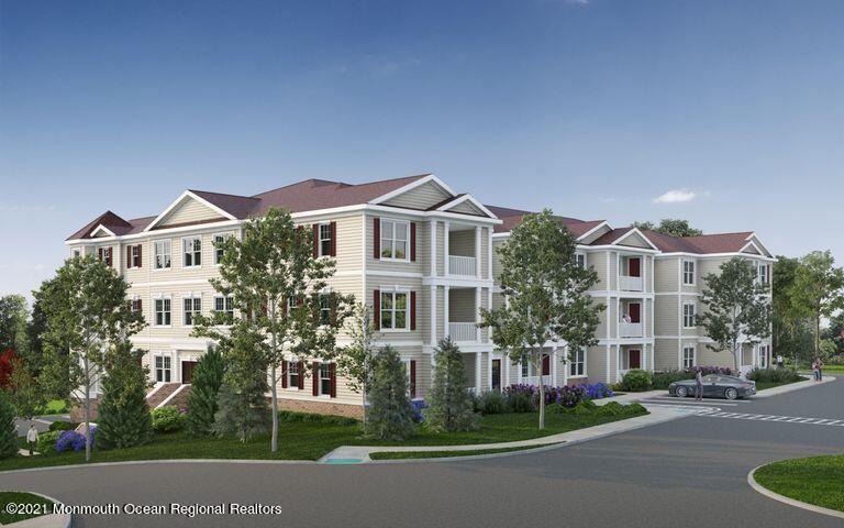 7 Centre Street #6104, Ocean Township, NJ 07712 - MLS#: 22116172