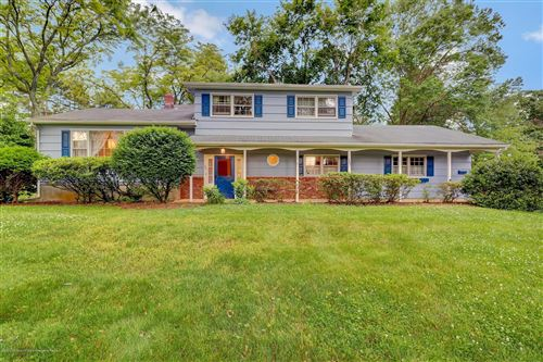Photo of 107 Jumping Brook Road, Lincroft, NJ 07738 (MLS # 22018175)