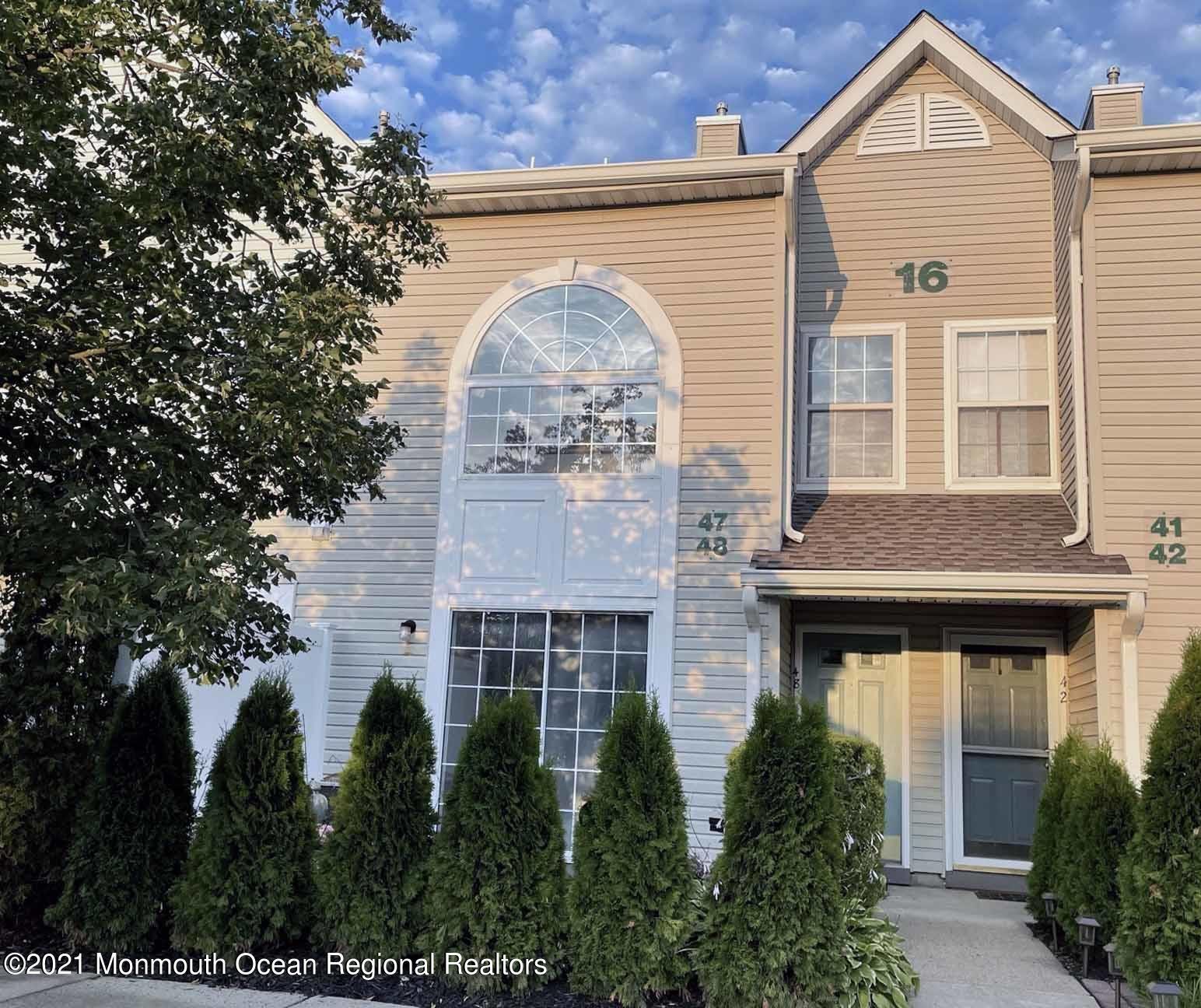 48 Richmond Court, Tinton Falls, NJ 07712 - MLS#: 22124214