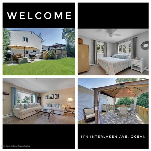 Photo of 1114 Interlaken Avenue, Ocean Township, NJ 07712 (MLS # 22028259)