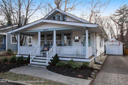 Photo of 60 Chestnut Street, Fair Haven, NJ 07704 (MLS # 22106259)