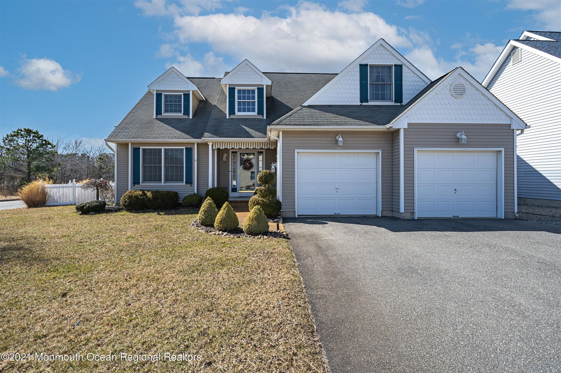 402 Hidden Harbor Place, Lanoka Harbor, NJ 08734 - MLS#: 22107261