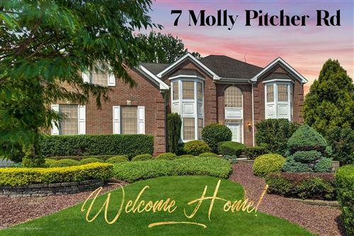 Photo of 7 Molly Pitcher Road, Marlboro, NJ 07746 (MLS # 22022277)