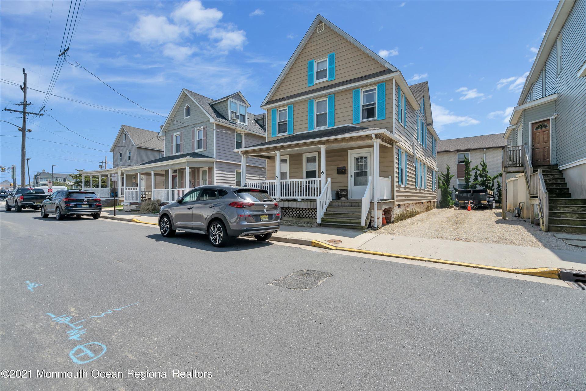 6 Center Street, Sea Bright, NJ 07760 - MLS#: 22113278