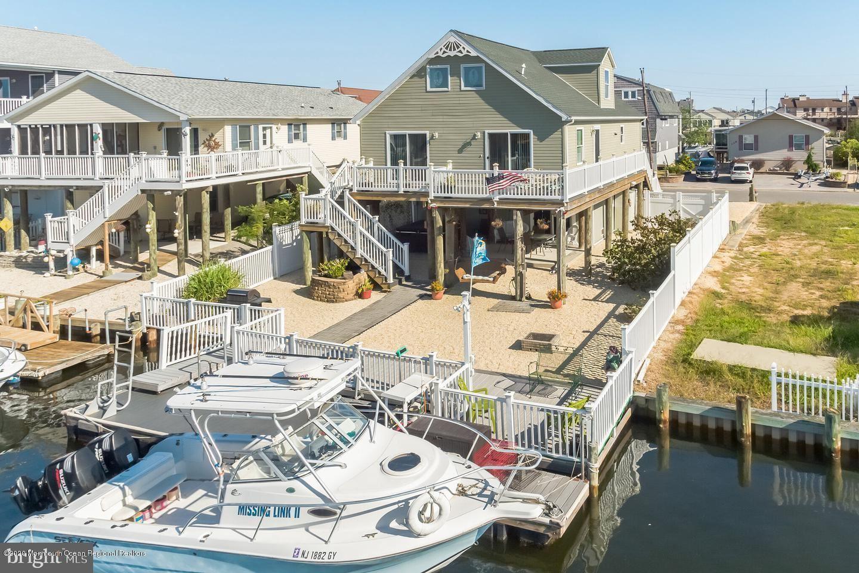 136 S Captains Drive, Little Egg Harbor, NJ 08087 - MLS#: 22034348