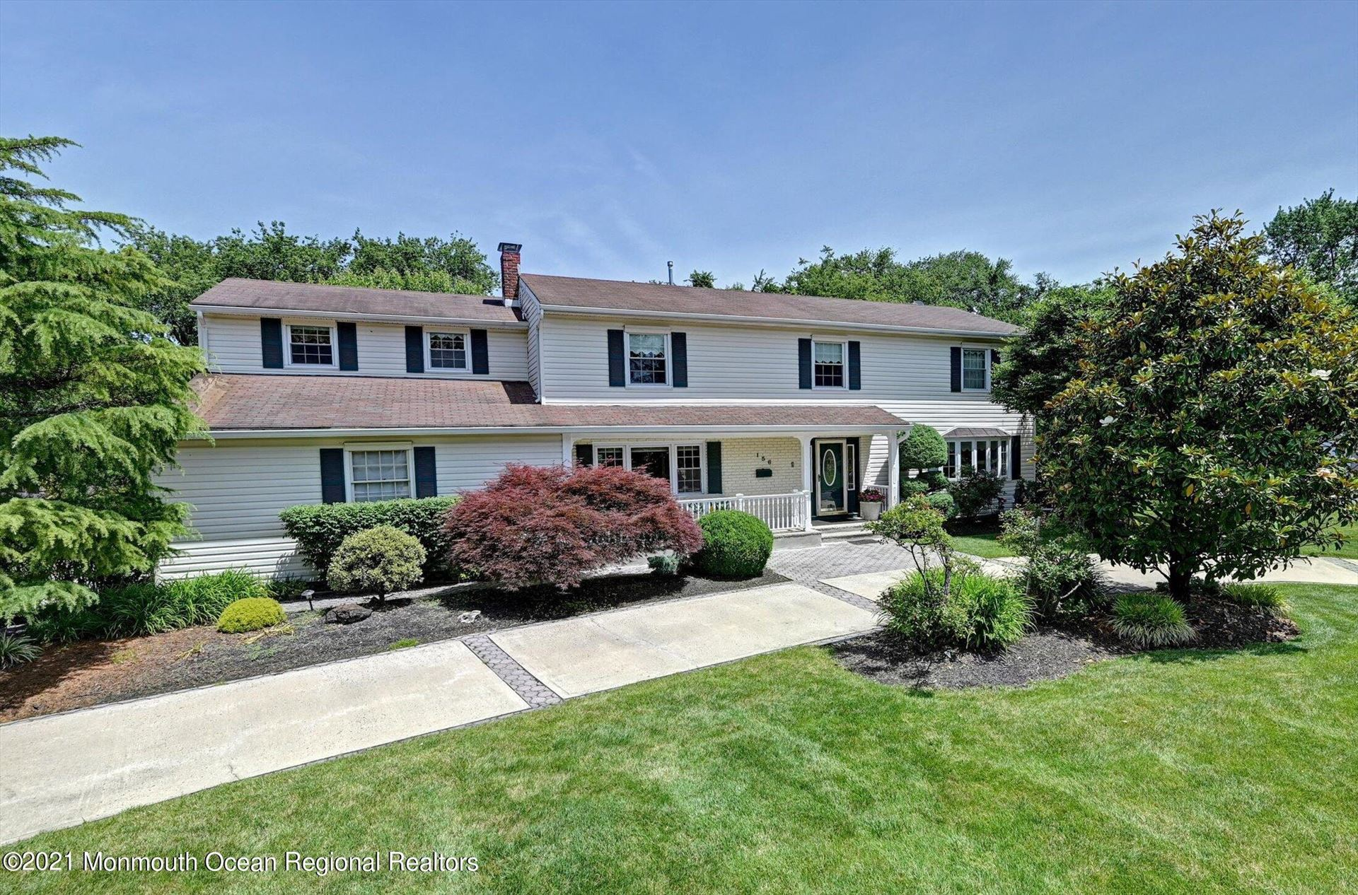 156 Coachman Drive, Freehold, NJ 07728 - MLS#: 22120348