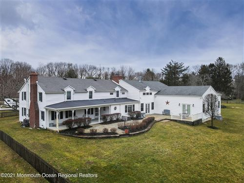 Photo of 60 Creamery Road, Colts Neck, NJ 07722 (MLS # 22111366)