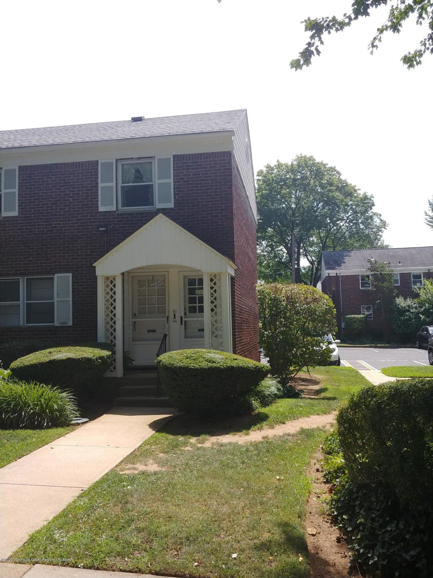 45 Manor Drive, Red Bank, NJ 07701 - MLS#: 22025374