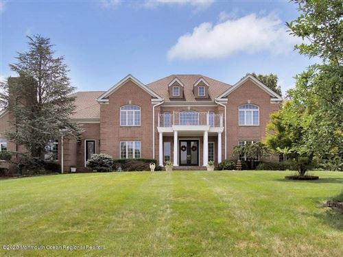 Photo of 101 Stone Hill Road, Colts Neck, NJ 07722 (MLS # 22007392)