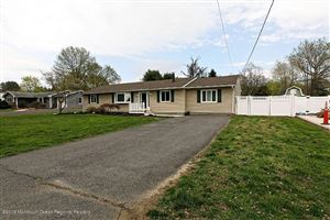 Photo of 387 Chesterfield Jacobstow Road, Wrightstown, NJ 08562 (MLS # 21916429)